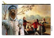 Yorkshire Terrier Art Canvas Print Carry-all Pouch