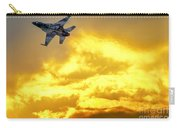 1-iaf F-16i Fighter Jet Carry-all Pouch