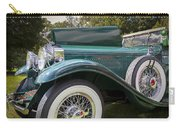 1929 Isotta Fraschini Tipo 8a Convertible Sedan Carry-all Pouch