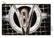 1931 Cadillac Emblem Carry-all Pouch