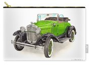 1931 Ford Model A Roadster Carry-all Pouch
