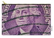 1932 George Washington Stamp Carry-all Pouch