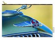 1933 Pontiac Hood Ornament - Emblem Carry-all Pouch