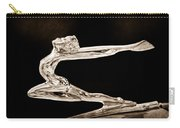 1934 Buick Goddess Hood Ornament Carry-all Pouch