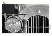 1934 Mg Pa Midget Supercharged Special Speedster Grille Carry-all Pouch by Jill Reger