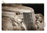 1936 Ford - Stainless Steel Body Carry-all Pouch