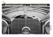1936 Mercedes-benz 540k Mayfair Special Roadster Carry-all Pouch