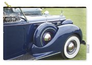 1938 Packard Carry-all Pouch