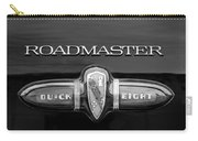 1939 Buick Eight Roadmaster Emblem Carry-all Pouch