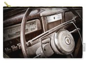 1941 Packard Steering Wheel Emblem Carry-all Pouch