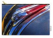 1948 Pontiac Silver Streak Hood Ornament Carry-all Pouch