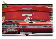 1950s Chevrolet Impala Detail Carry-all Pouch