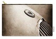 1951 Jaguar Grille Emblem Carry-all Pouch