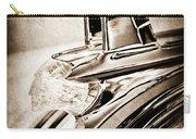 1953 Pontiac Hood Ornament Carry-all Pouch