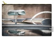 1954 Chevrolet Corvette Rearview Mirror Carry-all Pouch