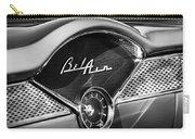 1955 Chevrolet Belair Dashboard Emblem Clock Carry-all Pouch