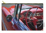 1955 Chevrolet Belair Steering Wheel Carry-all Pouch
