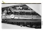 1955 Jaguar Engine Carry-all Pouch