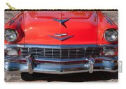1956 Chevrolet Belair Convertible Custom V8 Carry-all Pouch
