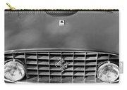 1957 Ferrari 410 Superamerica Coupe Grille Emblem Carry-all Pouch