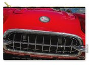 1958 Chevrolet Corvette Grille Carry-all Pouch