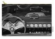 1958 Ferrari 250 Gt Lwb California Spider Steering Wheel Emblem -  Dashboard Carry-all Pouch