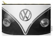 1958 Volkswagen Vw Bus Hood Emblem Carry-all Pouch
