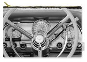 1959 Ford Thunderbird Convertible Steering Wheel Carry-all Pouch