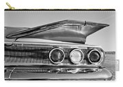 1960 Chevrolet Impala Resto Rod Taillight Carry-all Pouch