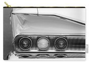 1960 Chevrolet Impala Tail Lights Carry-all Pouch