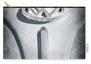 1960 Volkswagen Vw Emblem Carry-all Pouch