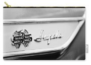 1961 Chevrolet Impala Ss Emblem Carry-all Pouch