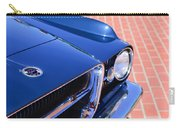 1962 Ghia L6.4 Coupe Grille Emblem Carry-all Pouch