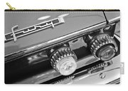 1962 Plymouth Fury Taillights And Emblem Carry-all Pouch