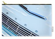 1963 Ford Falcon Futura Convertible Hood Emblem Carry-all Pouch