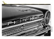 1963 Ford Galaxie 500xl Taillight Emblem Carry-all Pouch by Jill Reger