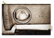 1963 Studebaker Avanti Emblem Carry-all Pouch