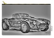 1965 Shelby Ac Cobra Carry-all Pouch