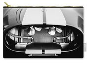 1965 Shelby Cobra Grille Carry-all Pouch by Jill Reger