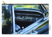 1965 Shelby Prototype Ford Mustang Carroll Shelby Signature Carry-all Pouch