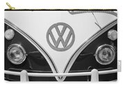 1966 Volkswagen Vw 21 Window Microbus Emblem Carry-all Pouch