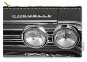 1967 Chevrolet Chevelle Super Sport Emblem Carry-all Pouch