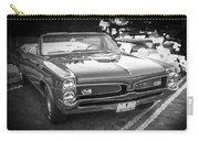 1967 Pontiac Gto Bw Carry-all Pouch