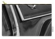 1969 Cadillac Eldorado Emblem Carry-all Pouch