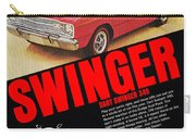 1969 Dodge Dart Swinger 340 Carry-all Pouch