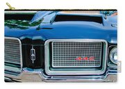 1972 Oldsmobile 442 Grille Emblem Carry-all Pouch