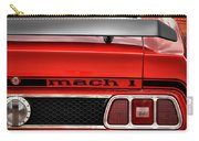 1973 Ford Mustang Mach 1 Carry-all Pouch