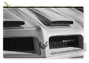1974 Pontiac Firebird Grille Emblem Carry-all Pouch