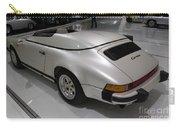 1987 Porsche 911 Carrera 3.2 Speedster Studie Carry-all Pouch