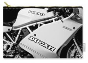 1993 Ducati 900 Superlight Motorcycle Carry-all Pouch